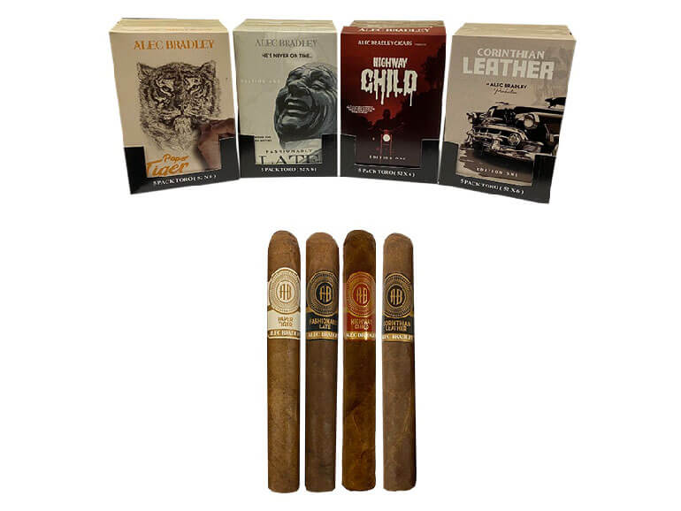 Four Alec Bradley Territory Managers Blend Featured Image