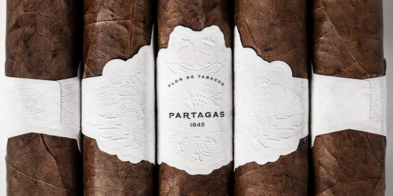 Partagas Legend header asset