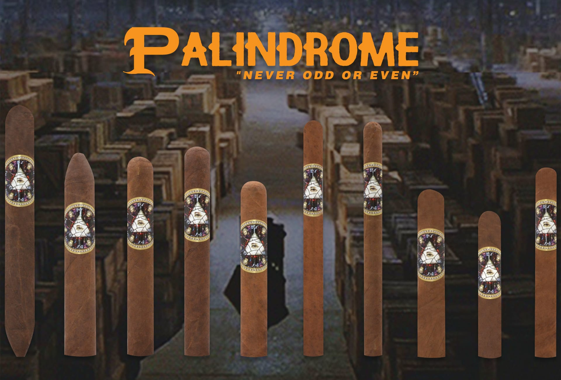 Indianhead Cigars Releasing Palindrome on June 15 Featured Image