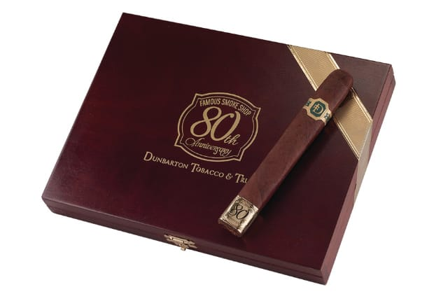 Dunbarton Tobacco & Trust's Famous Smoke Shop 80th Anniversary Getting Second Release Featured Image