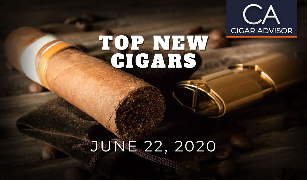 CA Report: Top New Cigars (June 22 2020) Featured Image