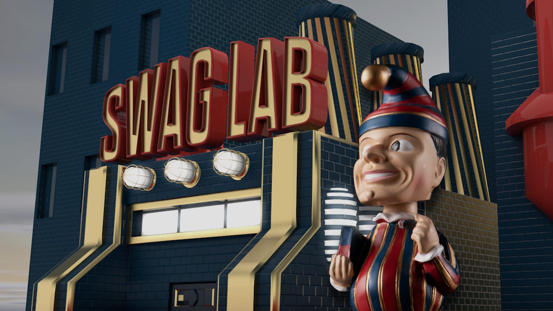 The Return of Swag Lab Featured Image