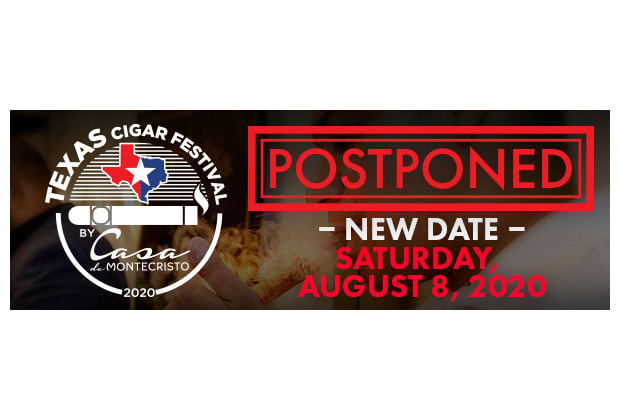 Texas Cigar Festival 2020 Postponed Until August Featured Image
