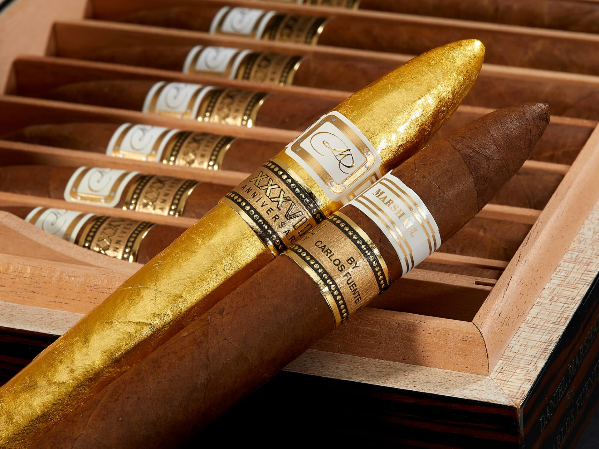 International Rollout for Daniel Marshall Anniversary Cigar Featured Image