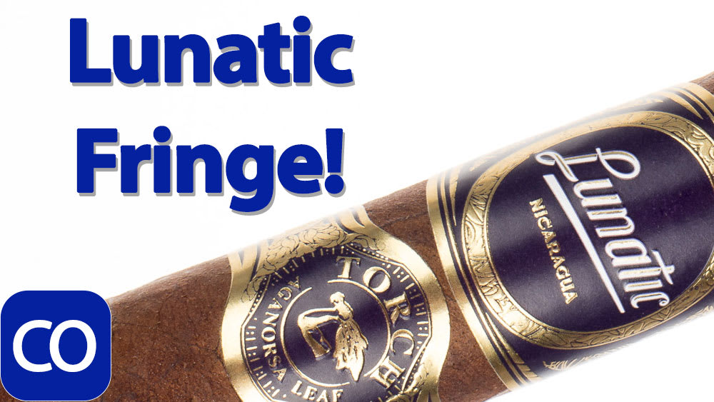 JFR Lunatic Torch Visionaries Cigar Review Featured Image