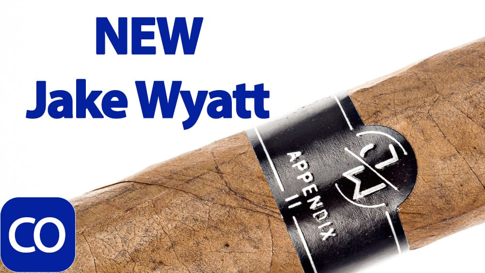 Jake Wyatt Cigar Co. Appendix II Toro Cigar Review Featured Image