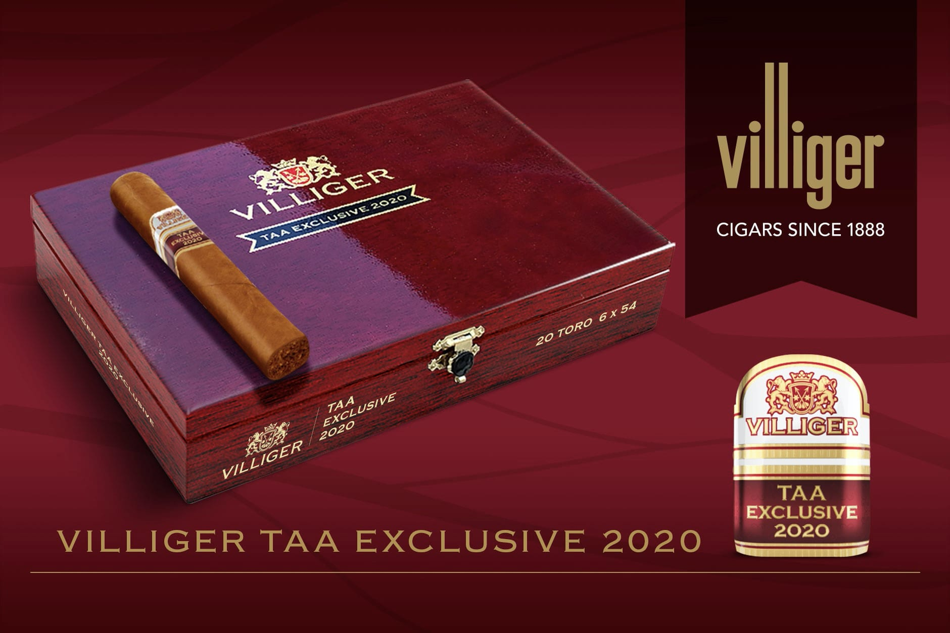 Villiger TAA 2020 Shipping Tomorrow Featured Image