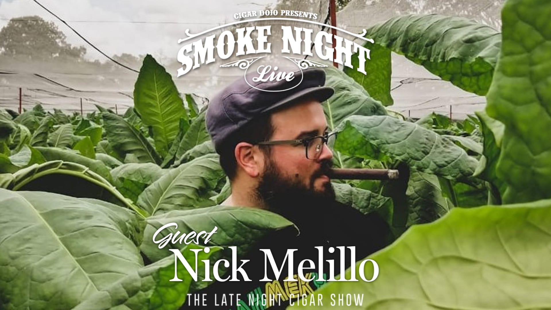 Smoke Night LIVE with Foundation Cigar Company's Nick Melillo Featured Image