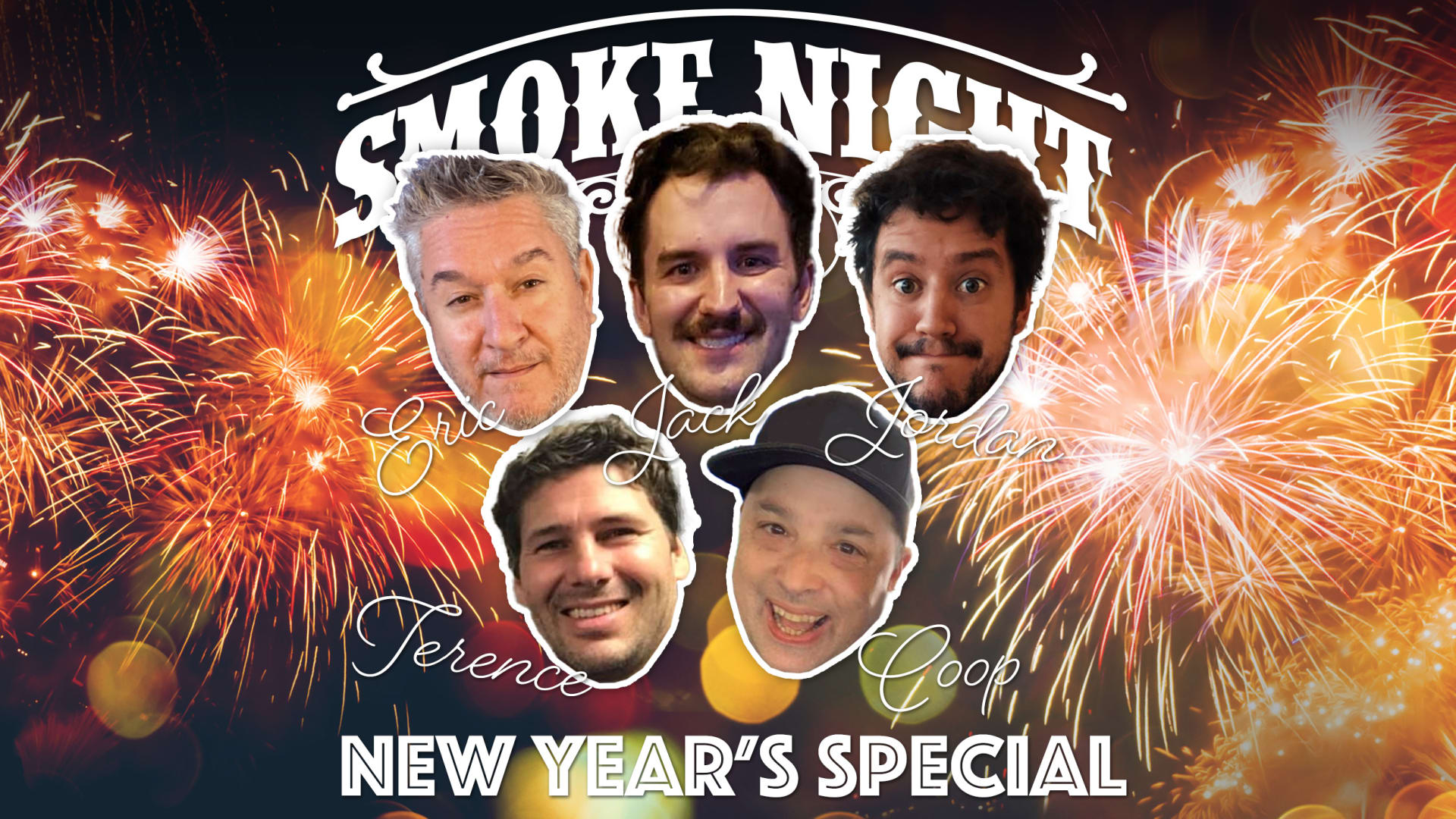 Smoke Night LIVE – New Year's Special Featured Image