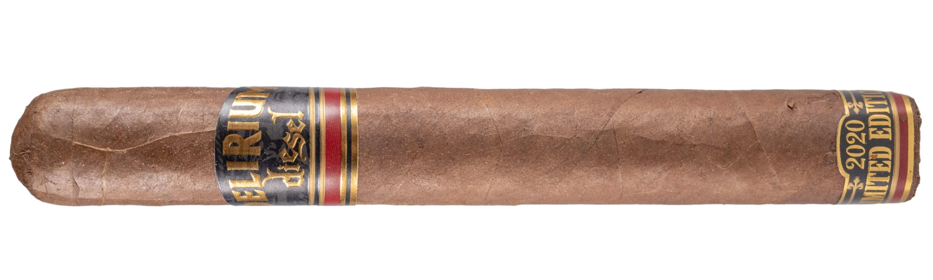 Blind Cigar Review: Diesel | Delirium Limited Edition 2020 Featured Image