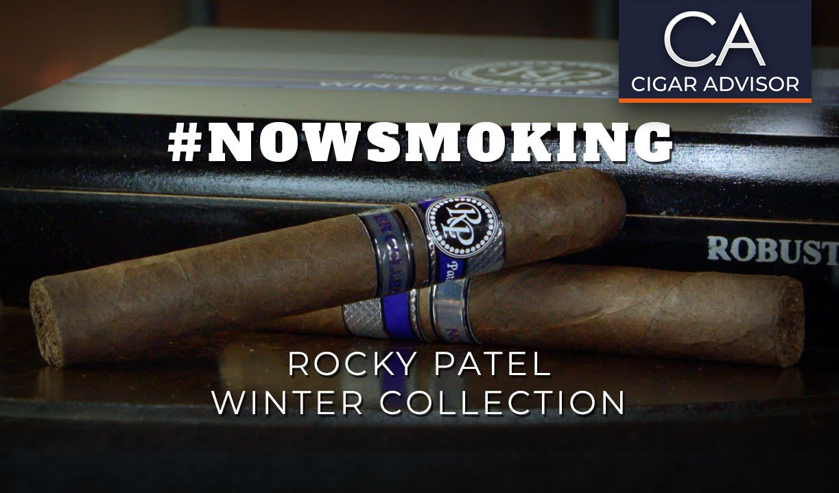 #nowsmoking: Rocky Patel Winter Collection Robusto Featured Image