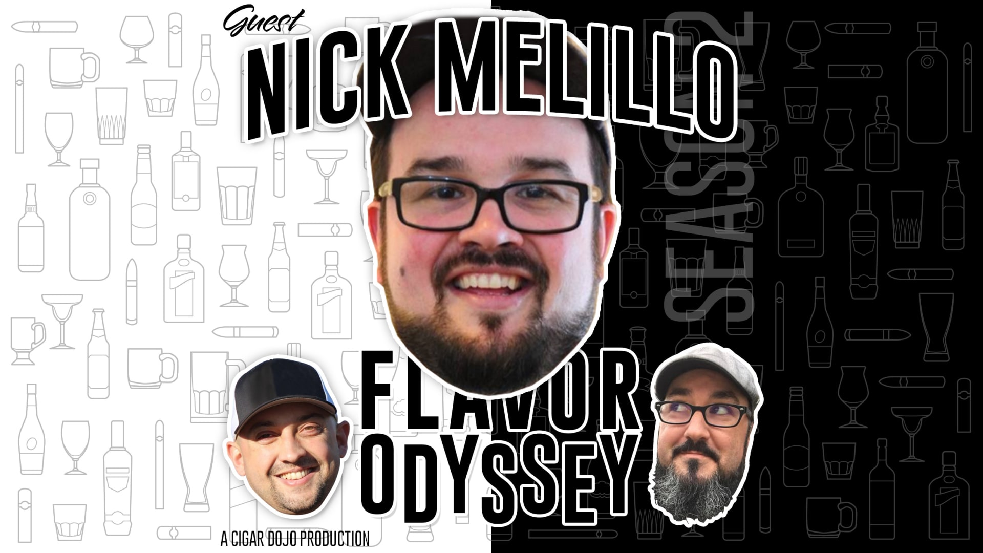 Flavor Odyssey – With Special Guest Nick Melillo Featured Image