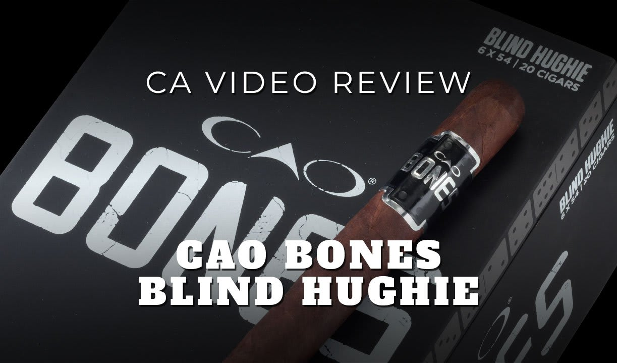 CA Review Panel: CAO Bones Cigar Review (Video) Featured Image