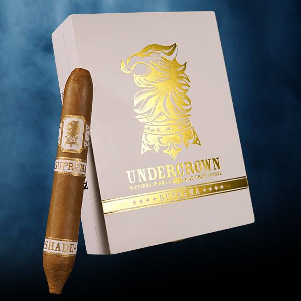 Blind Cigar Review: Drew Estate | Undercrown Shade Suprema Featured Image