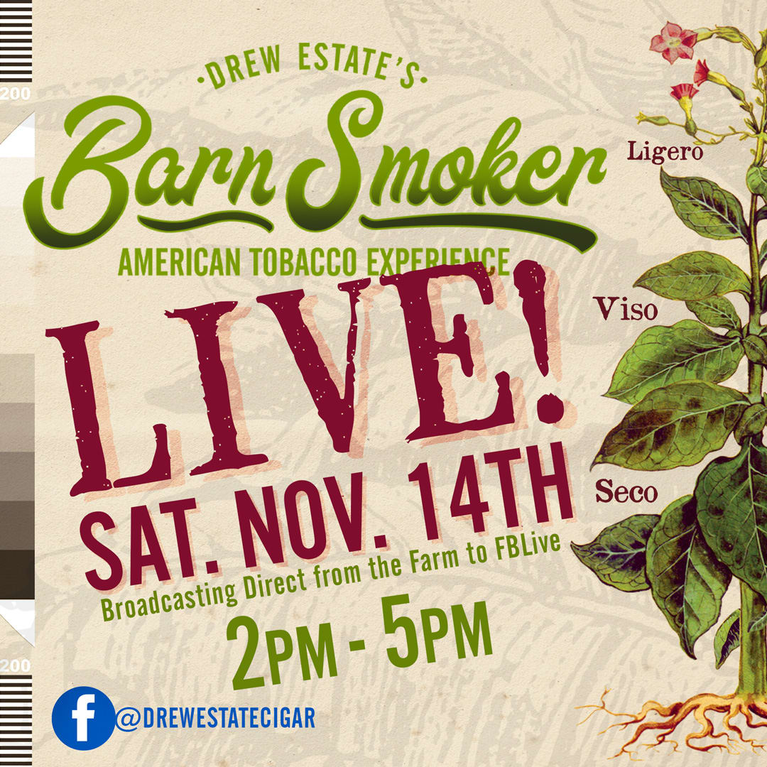 Drew Estate Donating $50,000 to Cigars for Warriors in Live Barn Smoker Event Featured Image