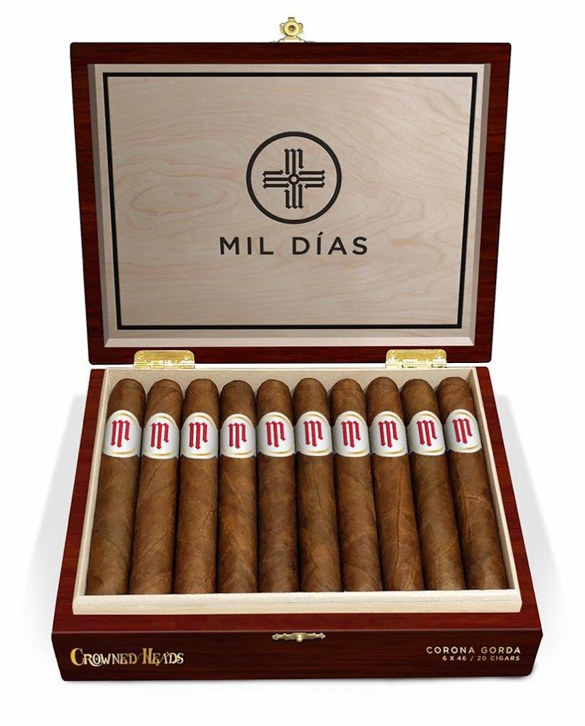 Crowned Heads Mil Días Shipping in August Featured Image