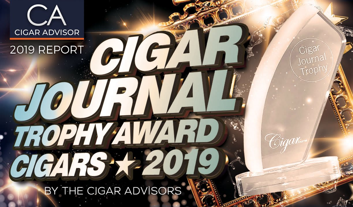 2019 CA Report: The 2019 Cigar Journal Trophy Awards Cigars Featured Image