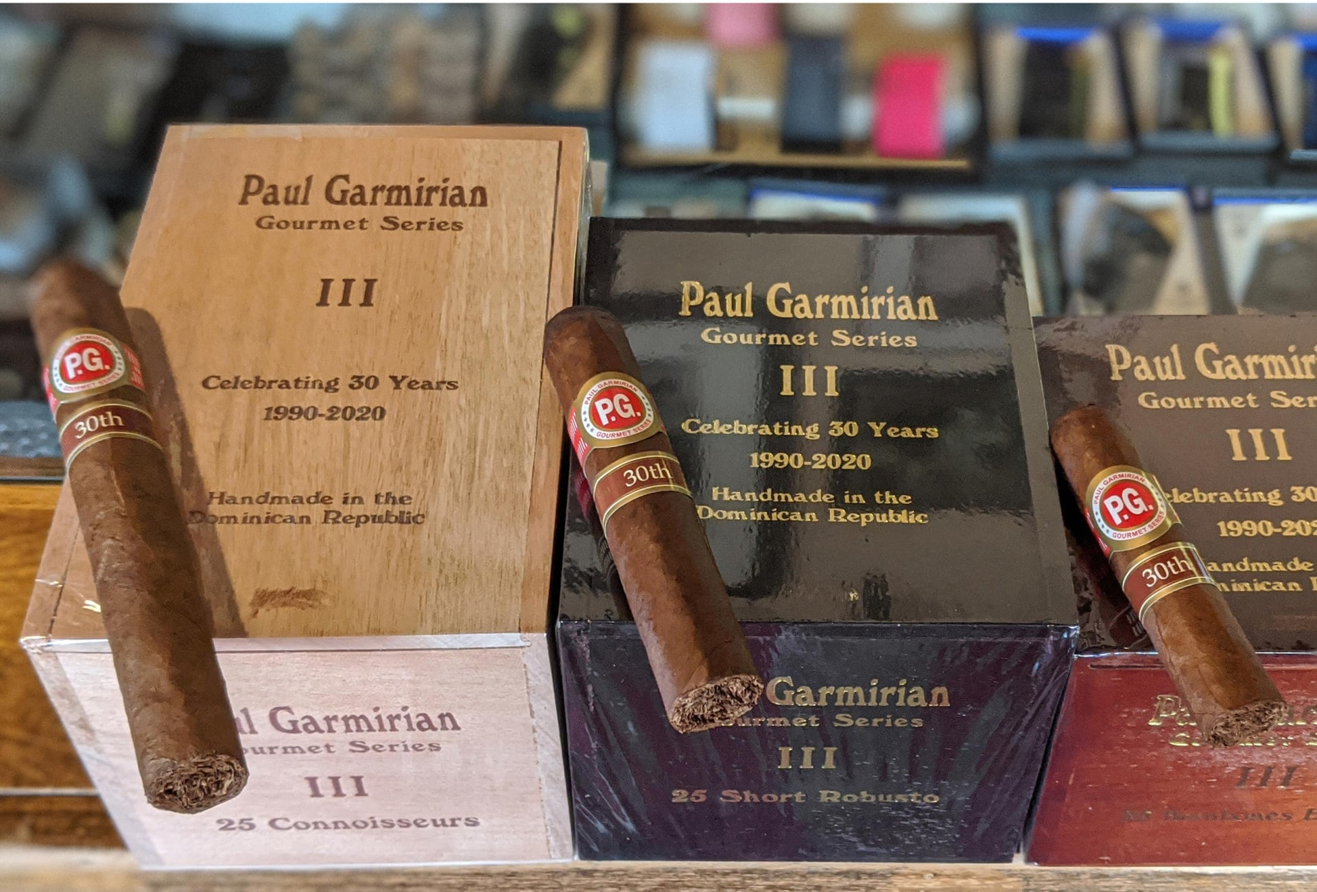 Paul Garmirian Releases PG Gourmet Series III 30th Anniversary Featured Image