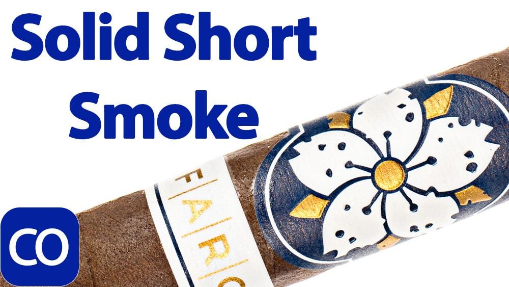 Room 101 Farce Maduro Corona Cigar Review Featured Image