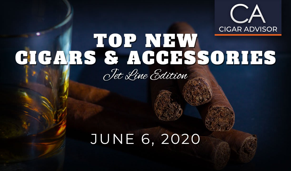 CA Report: Top New Cigars & Accessories (June 8 2020) Featured Image