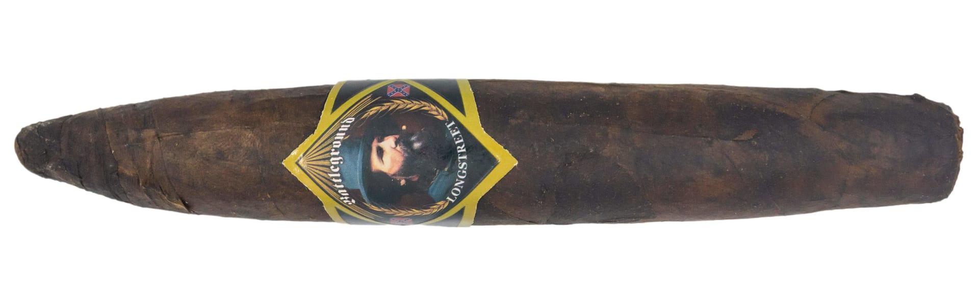 Blind Cigar Review: Battleground | General Longstreet Featured Image