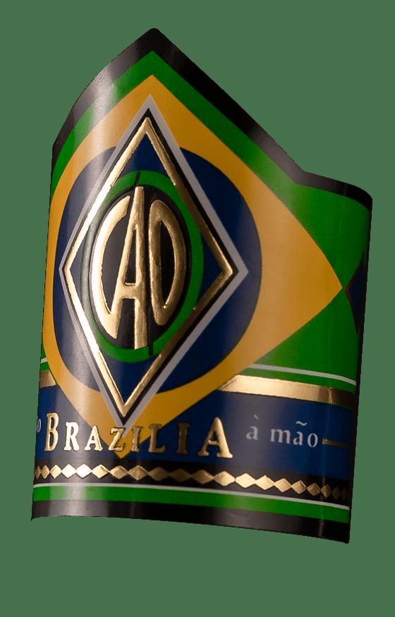 CAO Brazilia Band Image