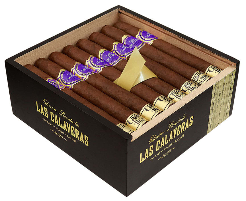 Cigar News: Crowned Heads Releases Las Calaveras 2020 Details Featured Image