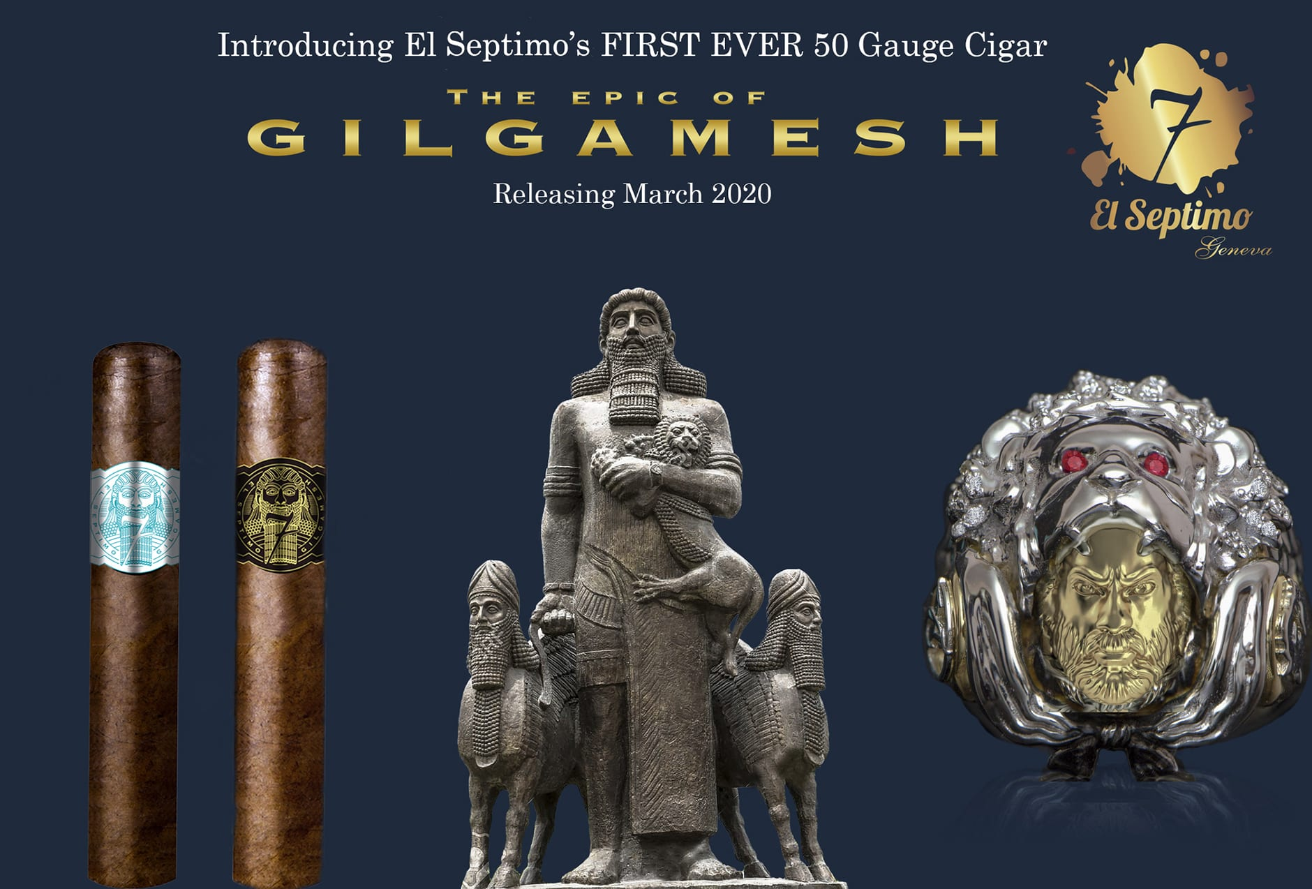 El Septimo Ships Gilgamesh Collection Featured Image