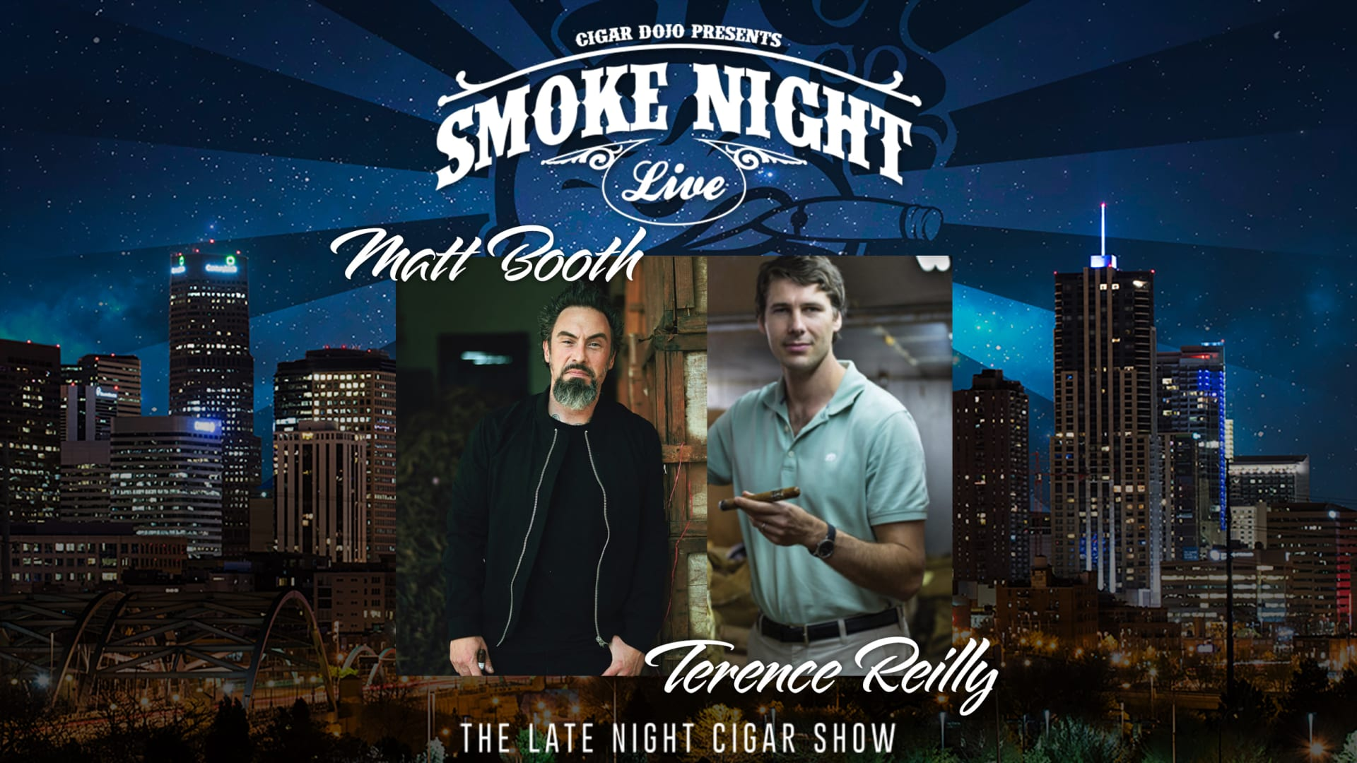Smoke Night LIVE – Booth, Reilly, Cancel and Keithan Featured Image