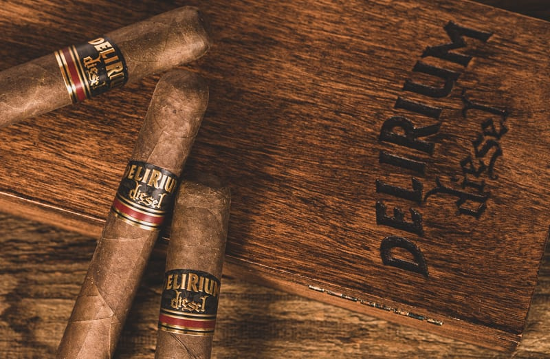 Diesel Drops New Delirium Cigar On Store Shelves Featured Image
