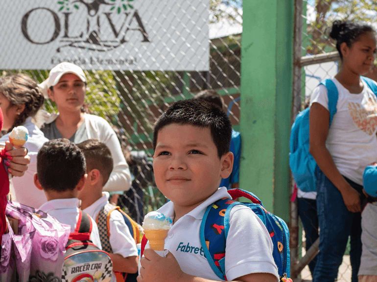 Belgian cigars making Nicaraguan school accessible Featured Image