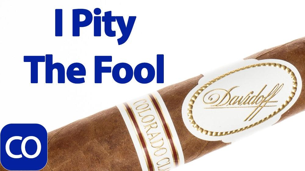 Davidoff Colorado Claro Special 'T' Cigar Review Featured Image