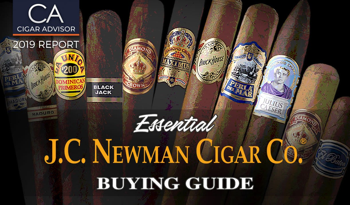 2019 CA Report: The Essential Cigar Advisor Guide to J.C. Newman Cigars Featured Image