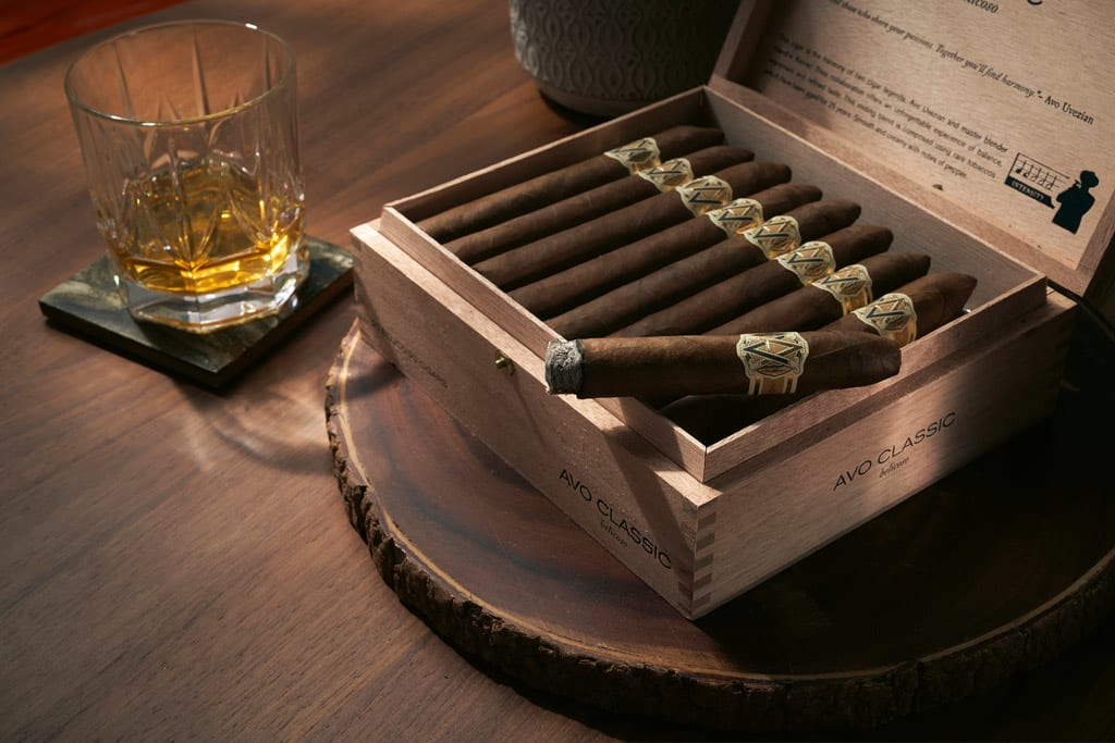 AVO Brings Back AVO Classic Belicoso Featured Image