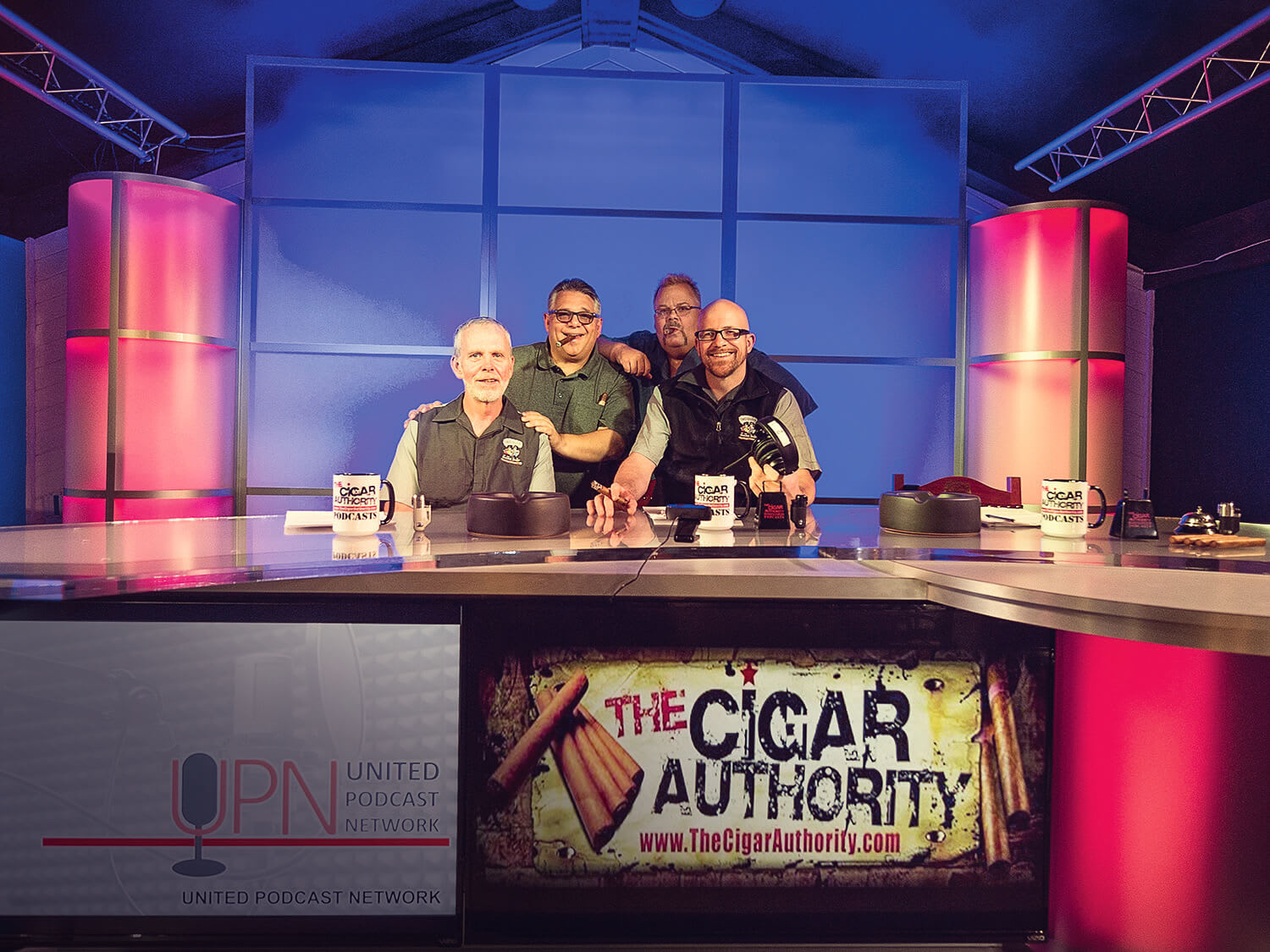 The Cigar Authority – A Podcast about Cigars Featured Image