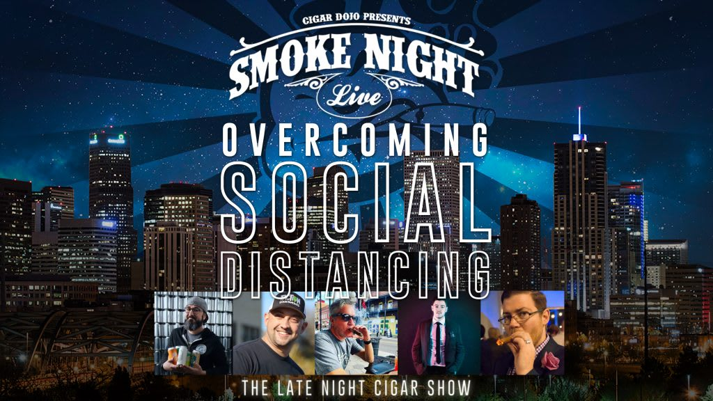 Smoke Night LIVE Overcoming Social Distancing Featured Image