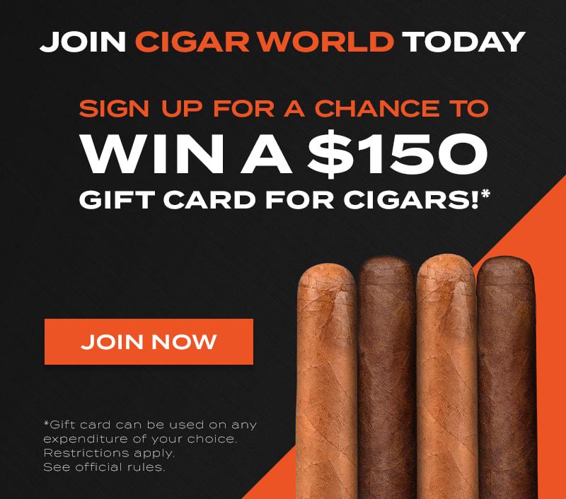 Join Cigar World