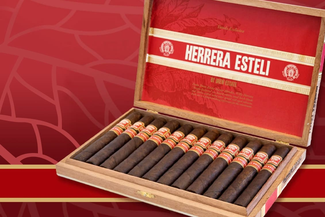 Drew Estate Announces Herrera Esteli TAA Exclusive 2020 Featured Image