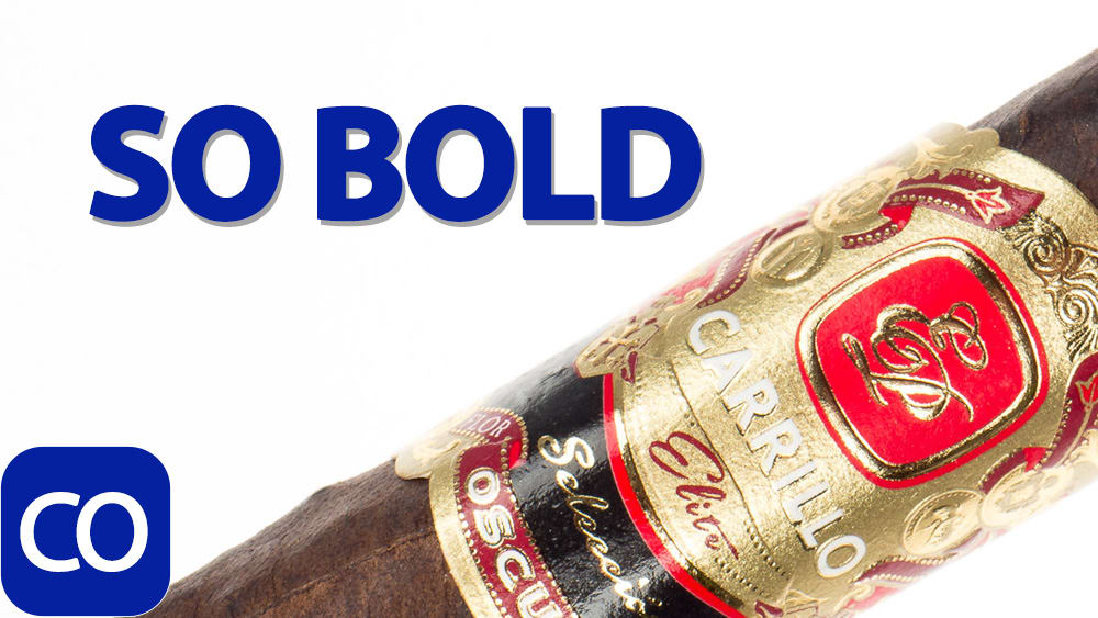 EP Carrillo Elite Seleccion Oscuro Toro Cigar Review Featured Image
