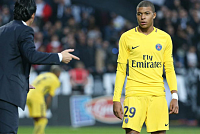 Emery believes that Mbappe wants to...