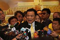 Jarai Thai Party and Democrat Party...