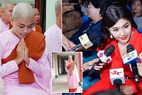 Amazingly, the famous Burmese female...