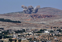 Russia: Syrian regime forces call for...