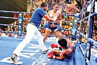 Boxing plans to open two sessions to...