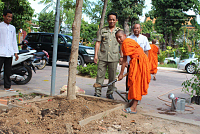 The Phnom Penh Forestry...