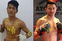 Nyi Sophy and Vann Voeun meet Thai...