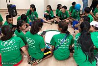 Cambodia celebrates the Olympic Day,...
