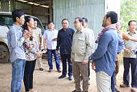Agriculture Minister travels to...