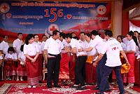 Oknha Leng Nawatrat contributes 100...