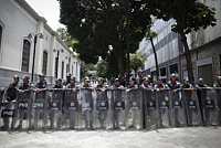 Venezuelan lawmakers have accused...
